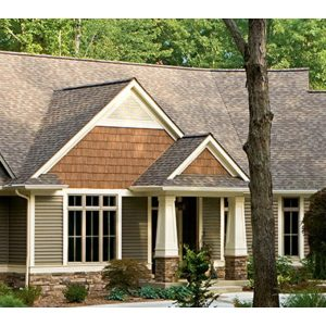 Mastic Cedar Discovery Shake Siding General Housing