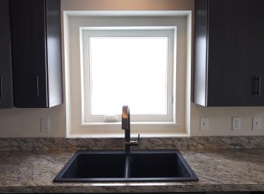 Ann Arbor II Kitchen Window with Dry Wall Wrap