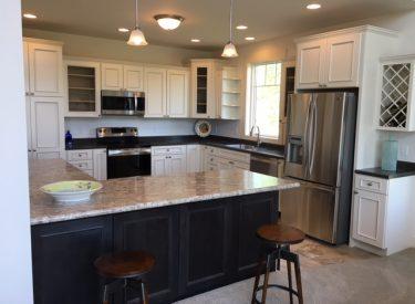 Kitchen - Glen Arbor II Model
